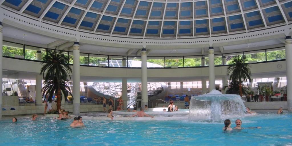 Baden Baden, Germany- best spa vacation
