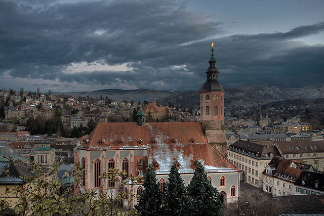 Baden-Baden_Stiftskirche_(Stiftskirche_at_night_from_the_north)_-_geo.hlipp.de