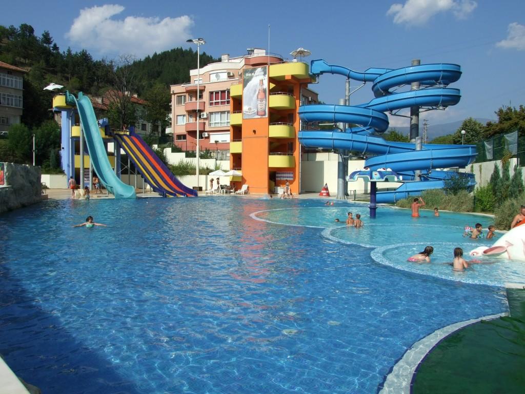 Bansko Aqua park