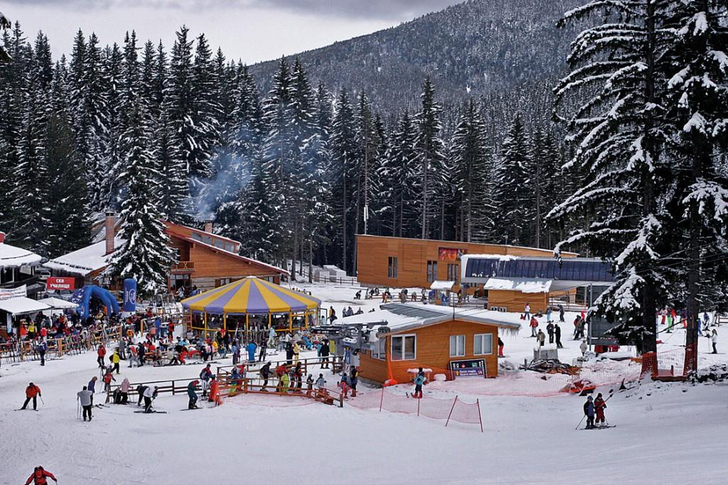 Bansko-ski resort