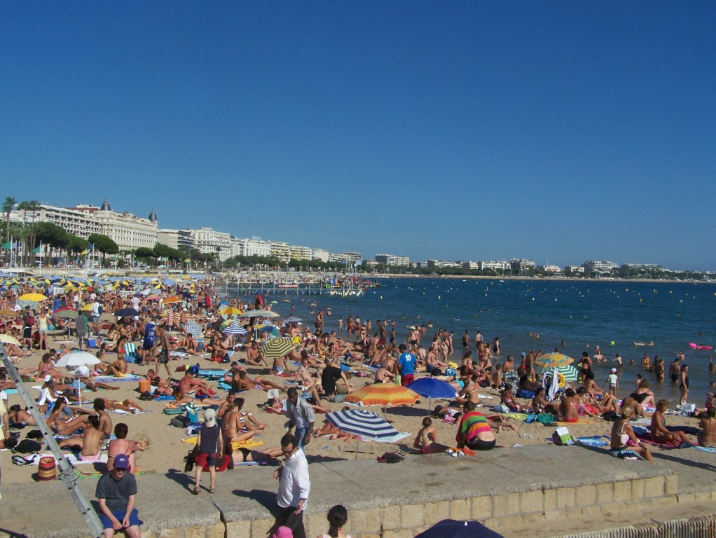 Cannes_Plage