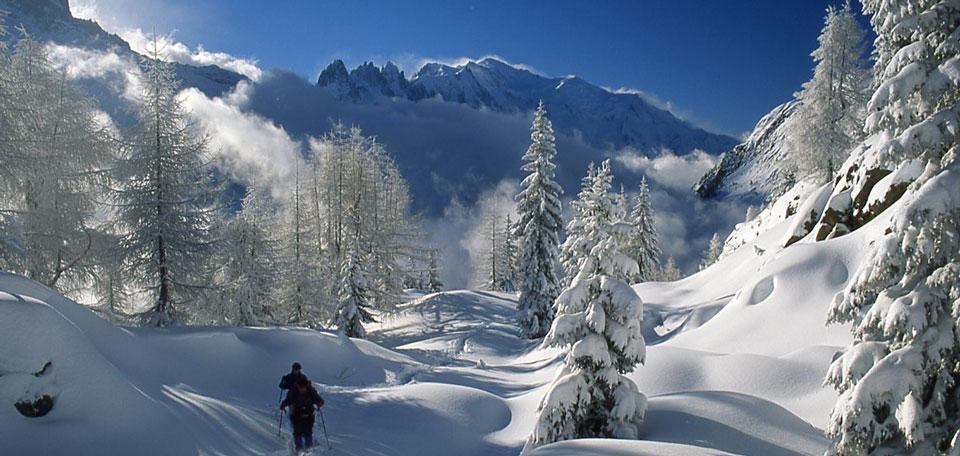 Chamonix---snow-walking