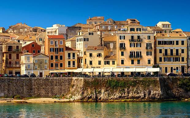 Corfu+Old+Town