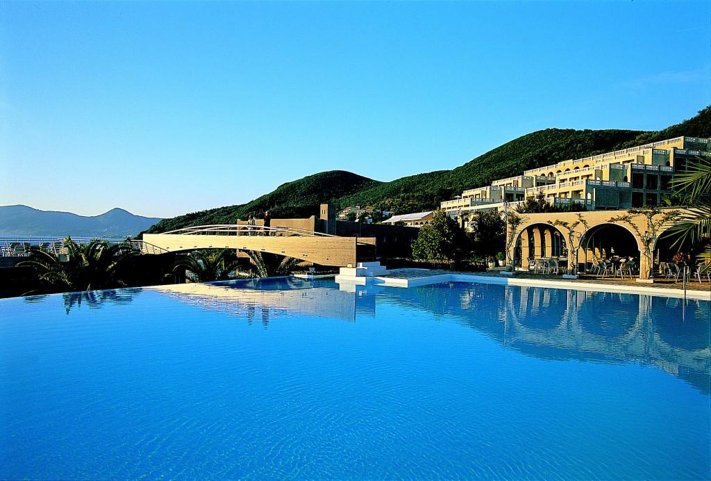 Corfu, Greece Hotel