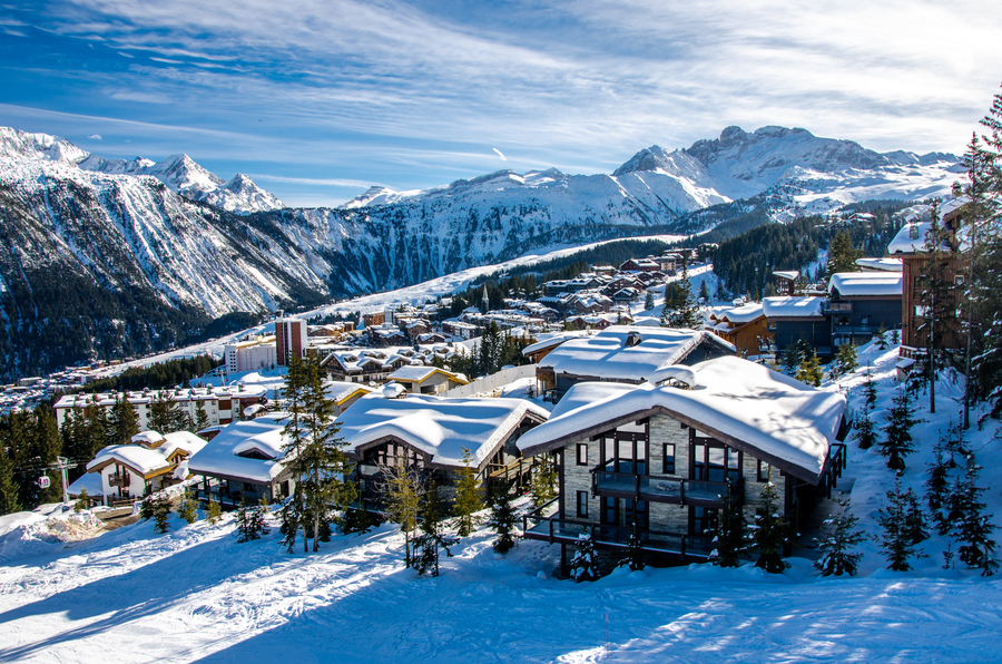 Courchevel-Ski-Holiday