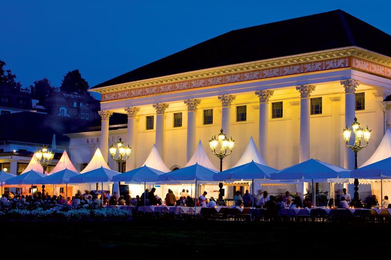 Baden Baden, Germany – Top Spa Destination – Tourist