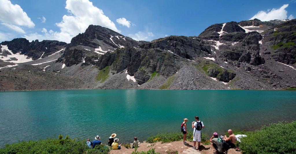 aspen- summer_lake