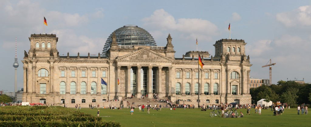 reichstag-building-Berlin, Germany