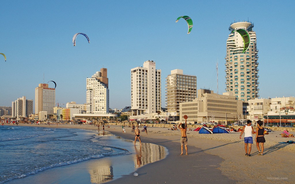 Tel Aviv Israel Tourist Destinations - Israel destinations