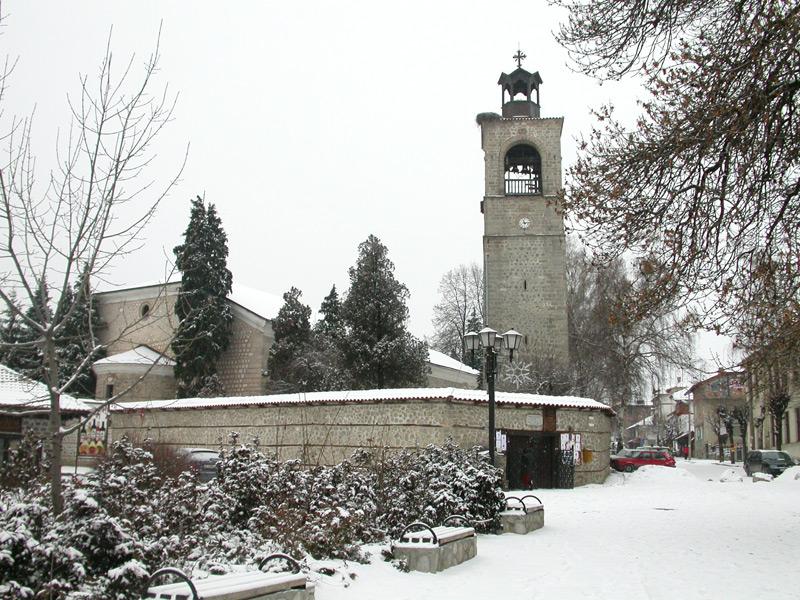 Bansko-church-lite