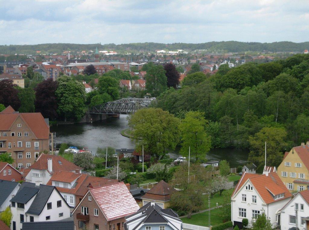 Silkeborg - Viaduct Bridge