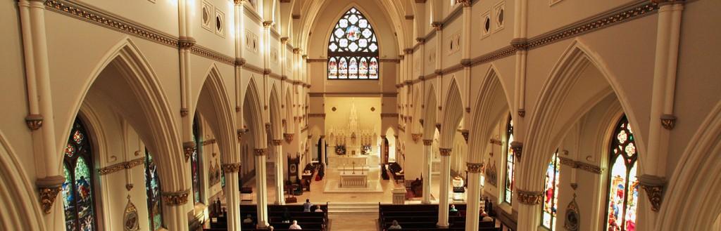 Cathedral of St. John the Baptist, Savannah Georgia