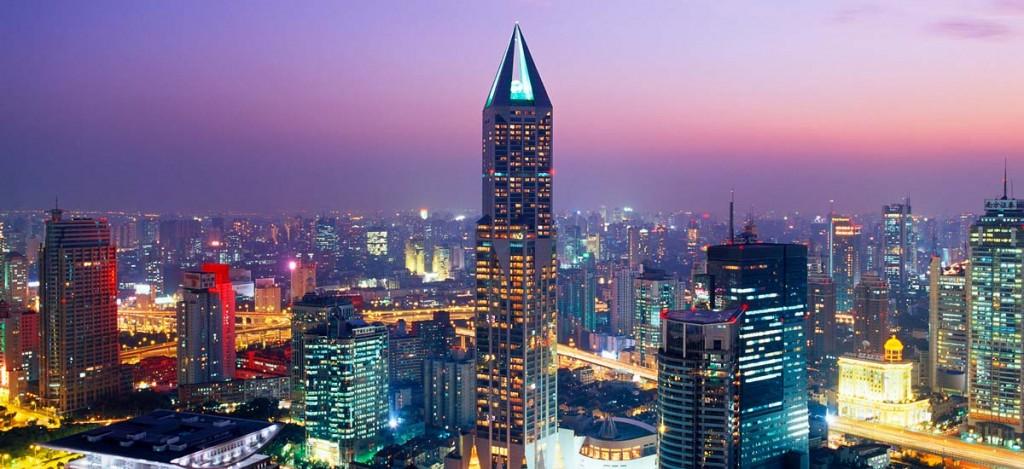 Shanghai_at_night
