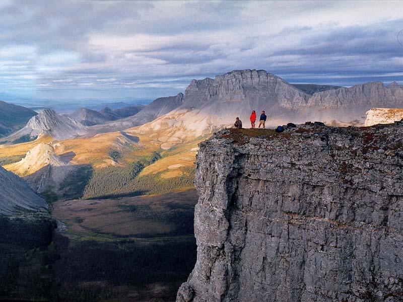 Yukon-Canada-Mountains