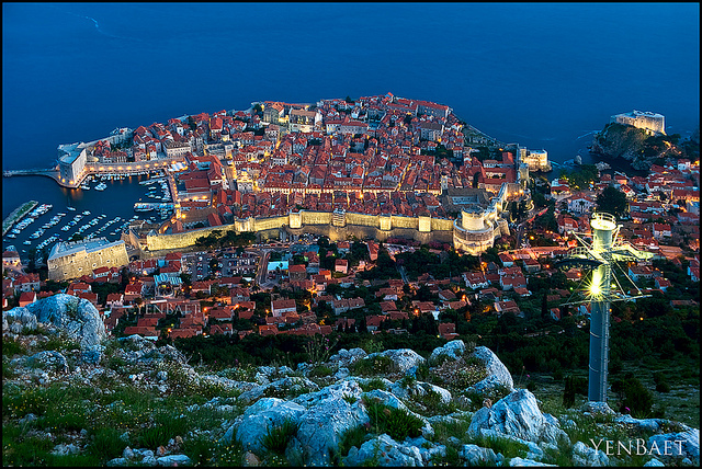 Ancient City Walls Dubrovnik4