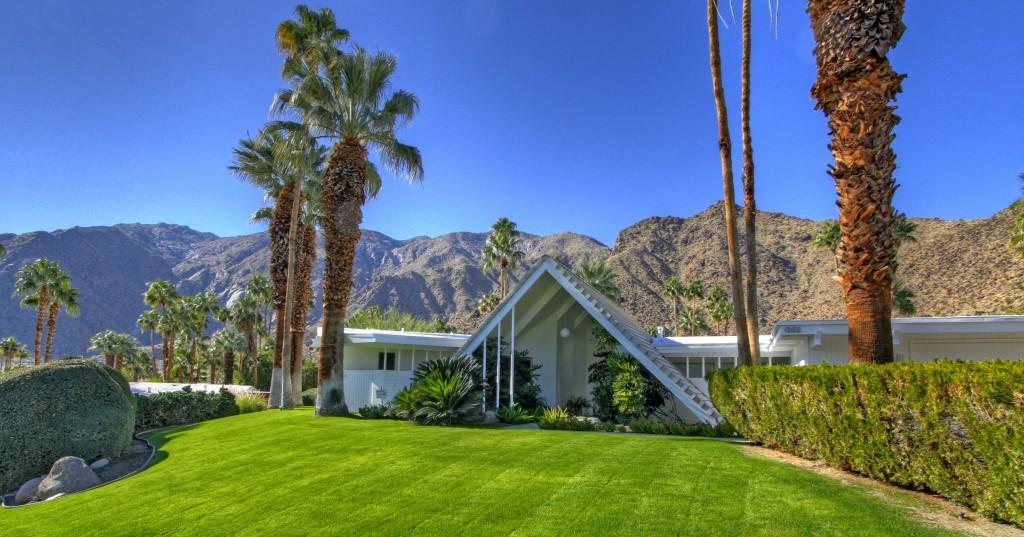 Palm Springs Vista Las Palmas