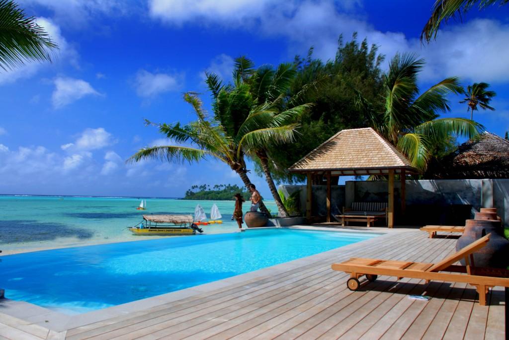 Rarotonga-pool
