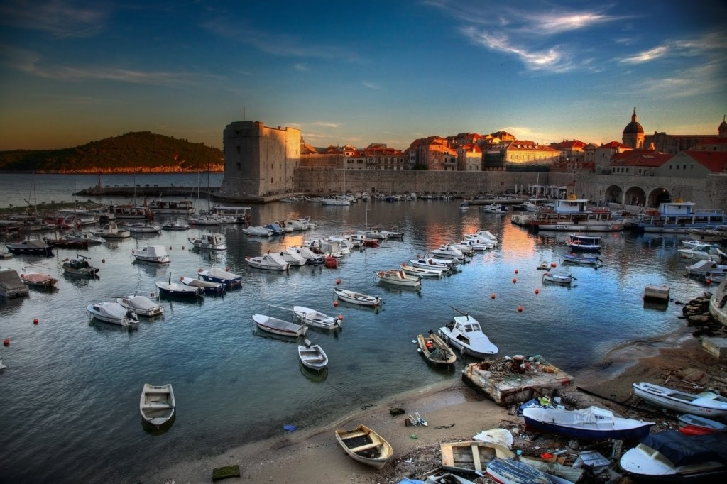 old-town-harbour-dubrovnik-croatia