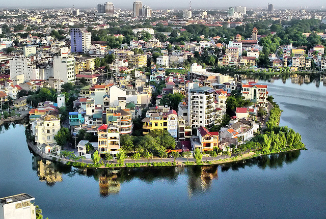 Hanoi-Westlake-district