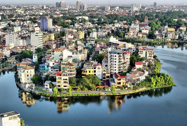 Hanoi-Westlake-district