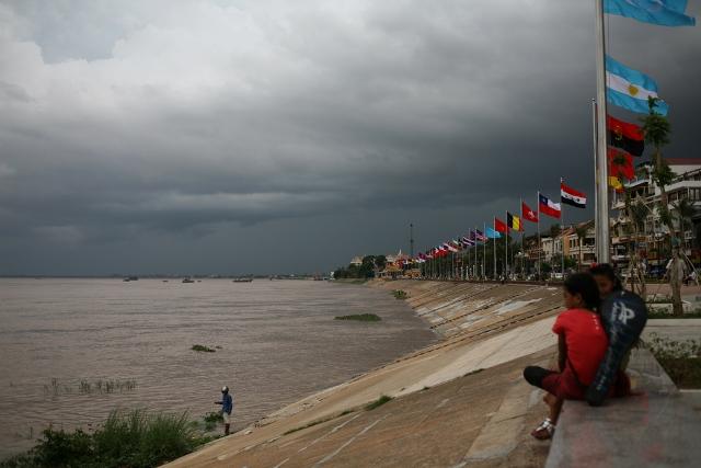 Sisowath_Quay_Phnom_Penh_Cambodia
