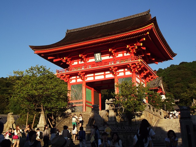Kyoto, Japan – Tourist Destinations