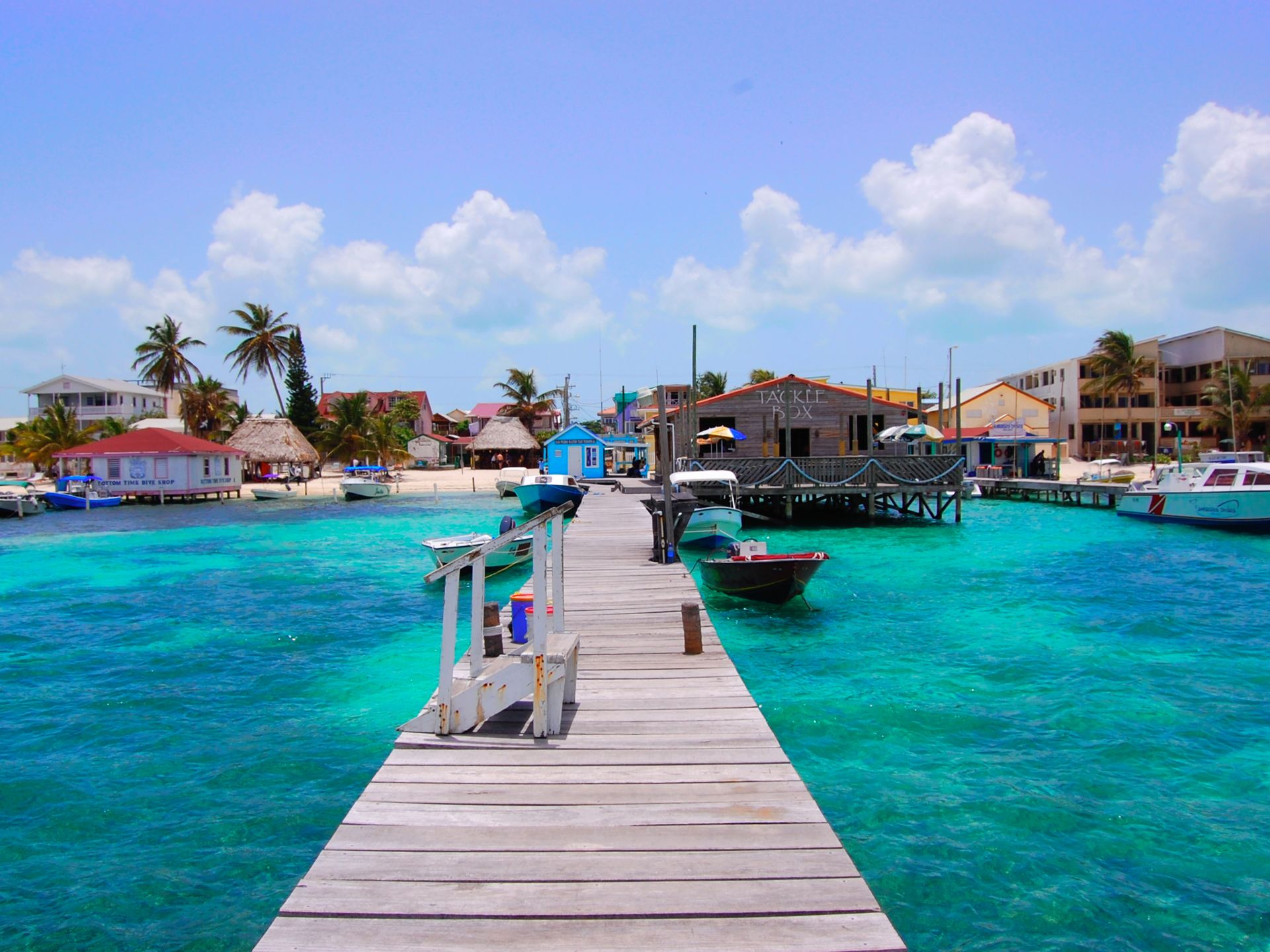 Ambergris-Caye-Belize