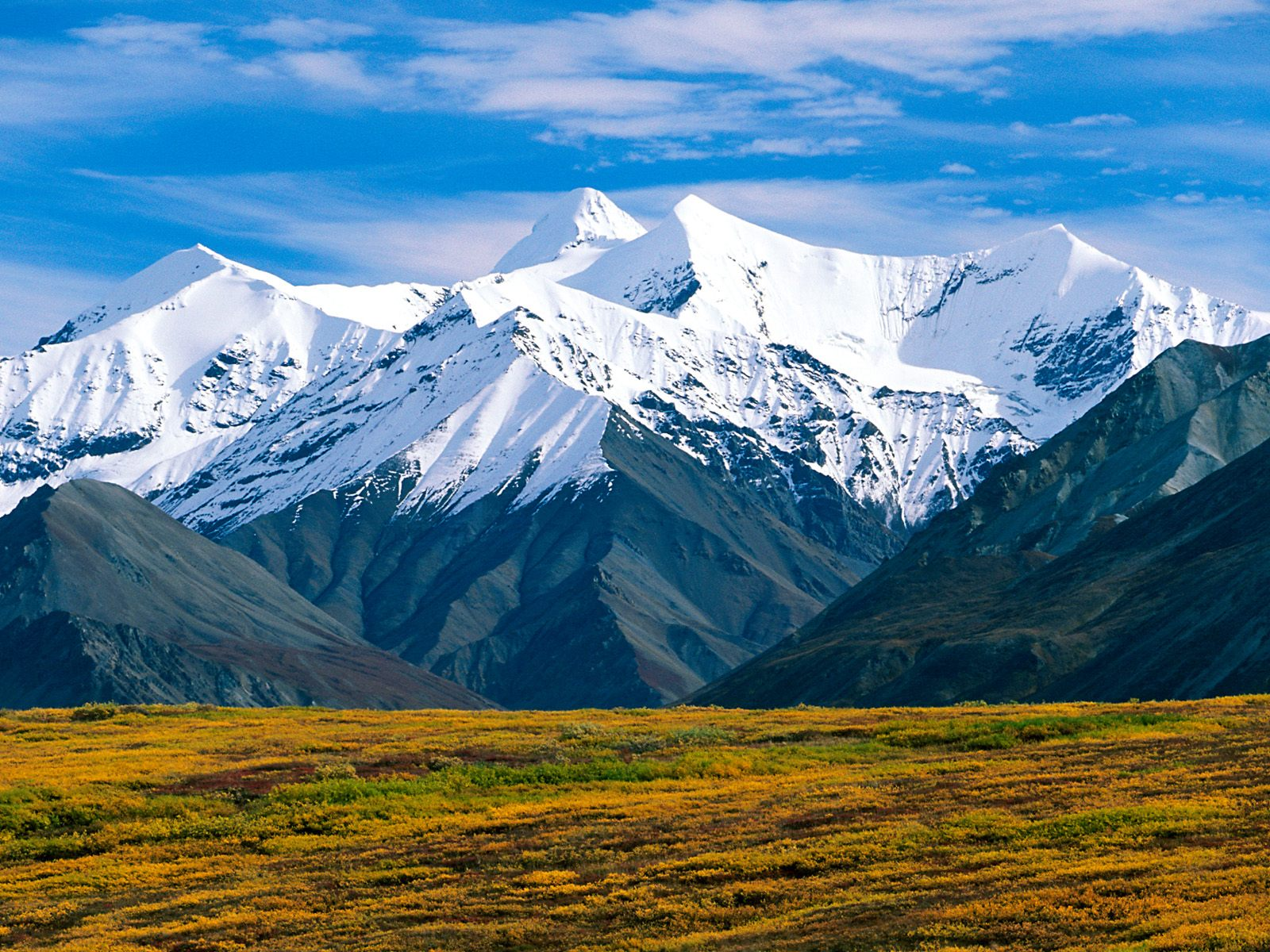Denali National Park, Al