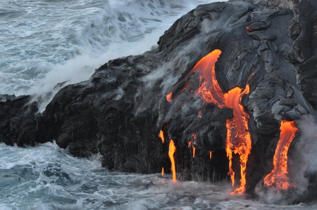 Hawaii-volcanoes
