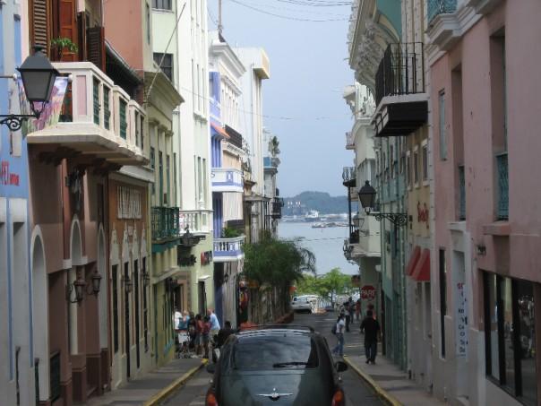 Old_San_Juan_Street