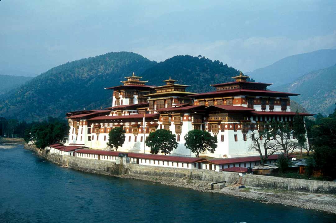Punakha_Dzong