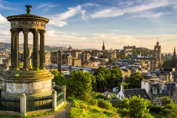 Edinburgh-in-Scotland