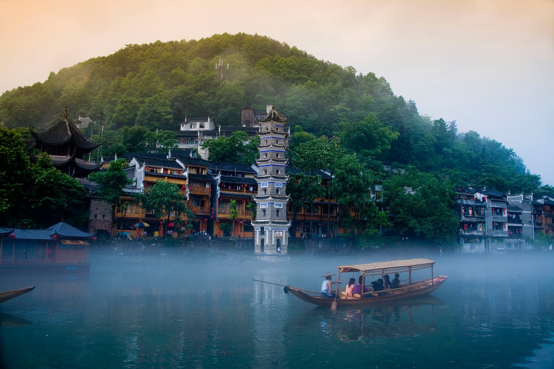 fenghuang_old_town__hunan__china