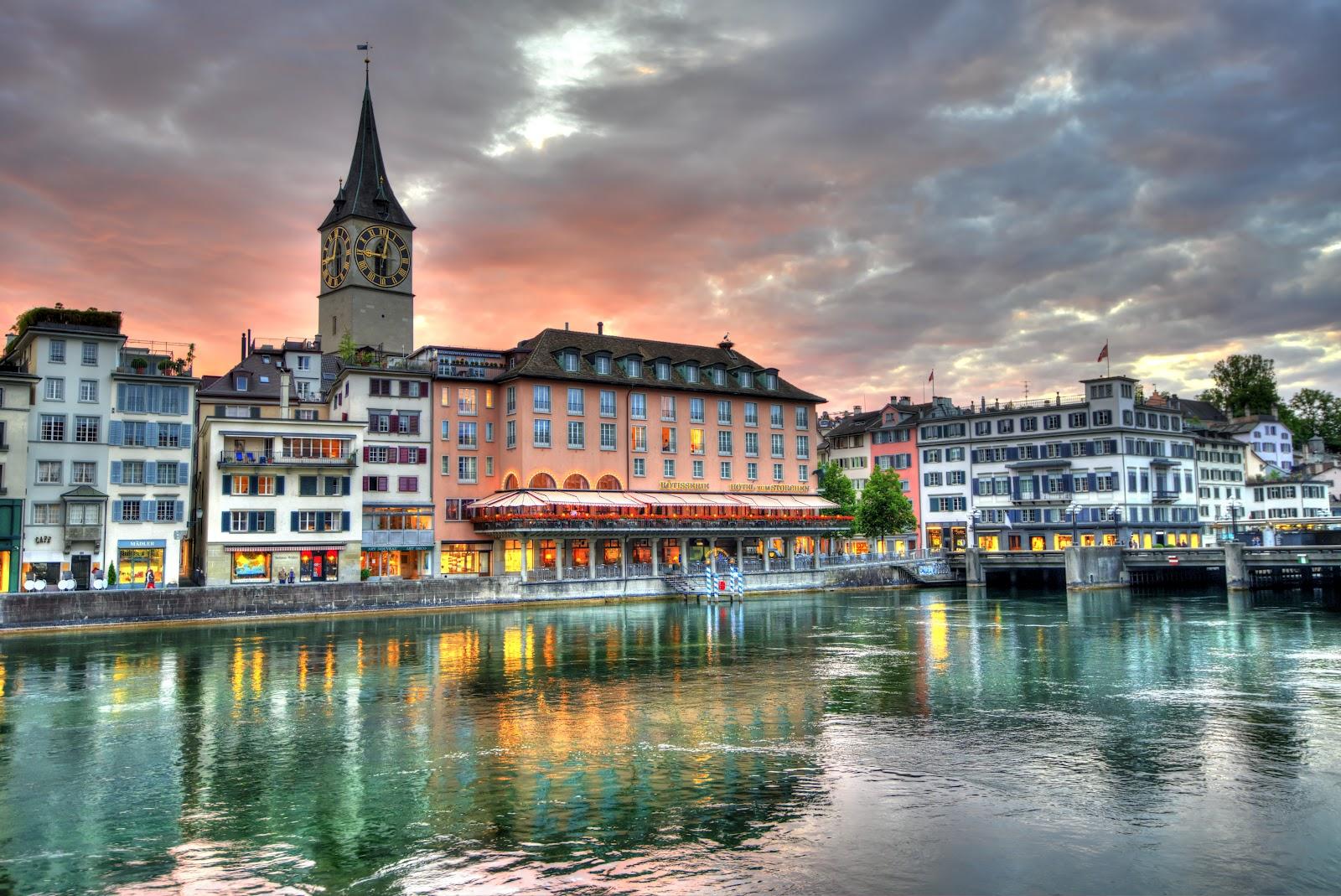 Zurich-majestic