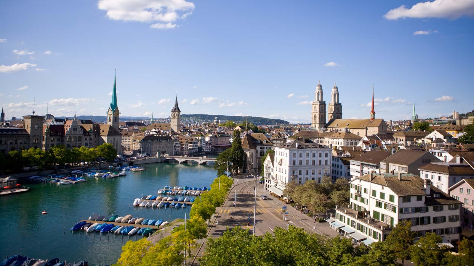 Zurich-view