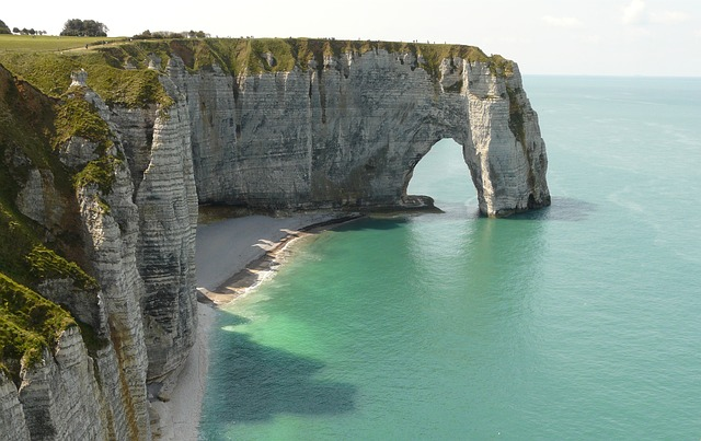 cliffs-Normandy
