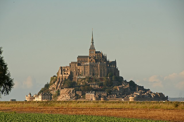 mont-saint-michel-Normandy