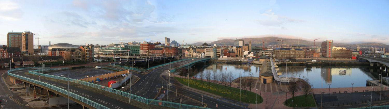 Belfast-pano
