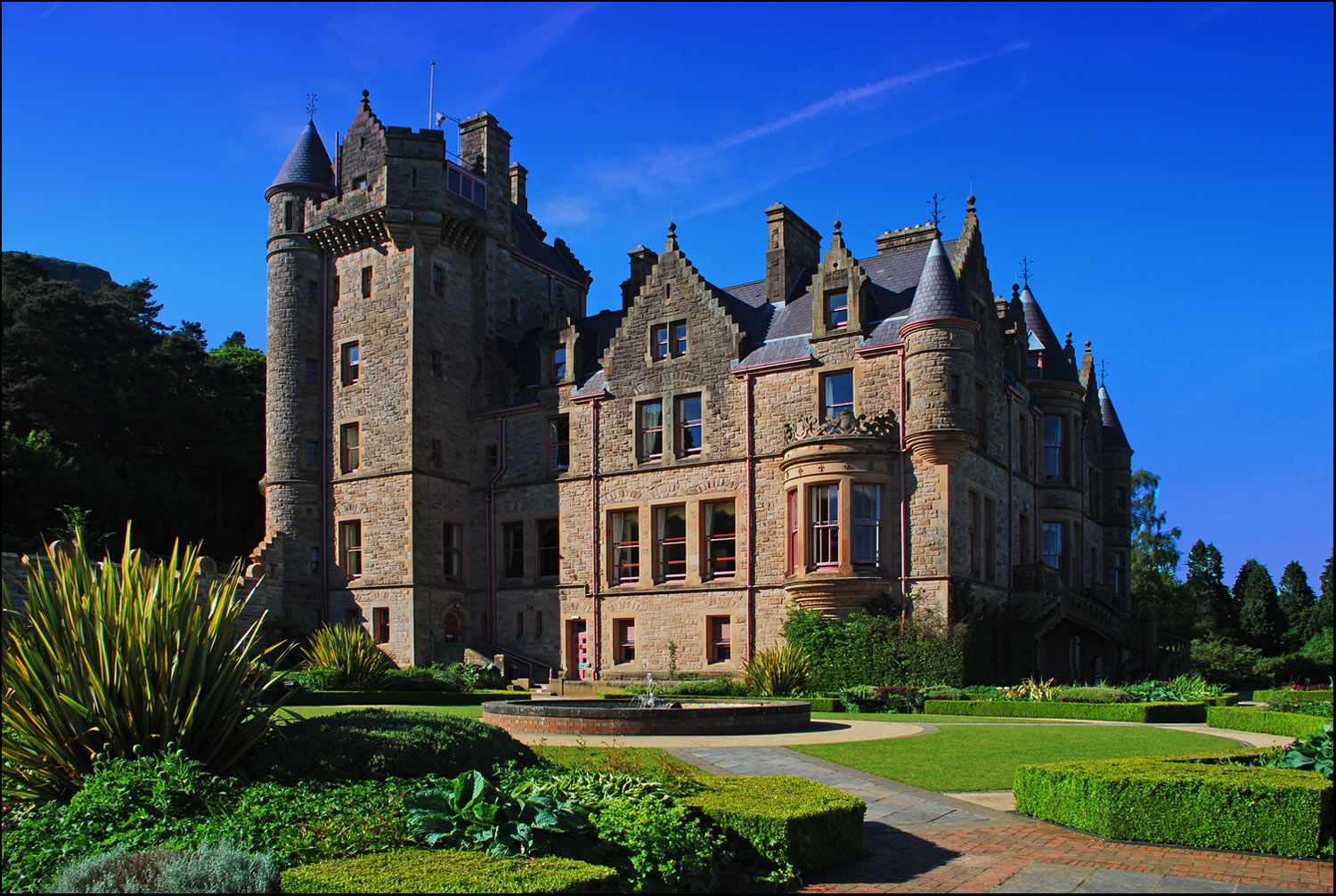 Belfast_Castle,_Northern_Ireland