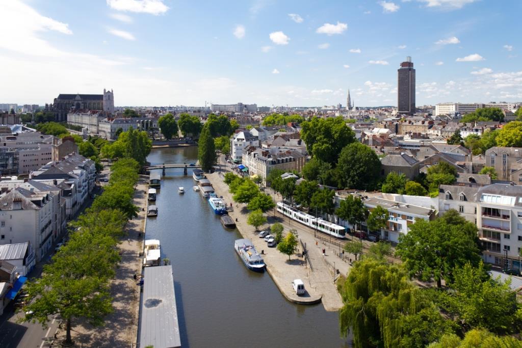 Nantes france tourist destinations for Hotel france nantes