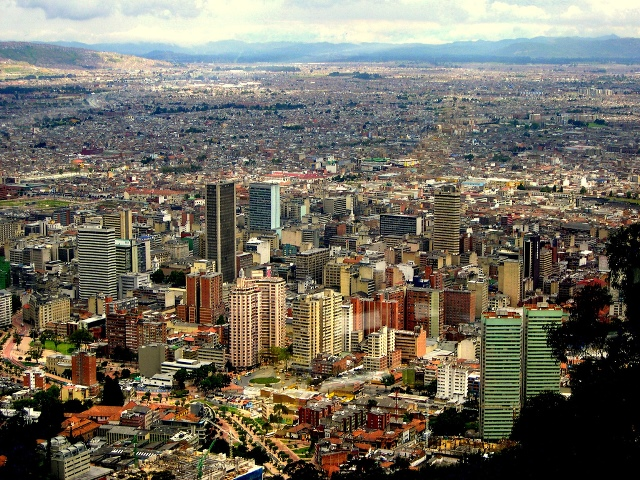 Bogota-Skyline