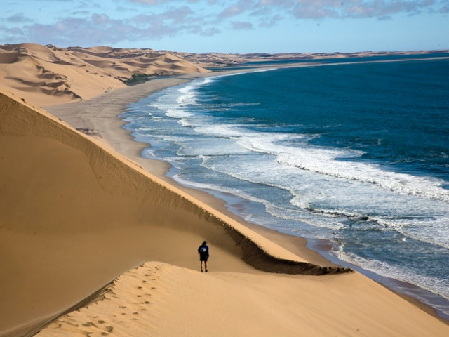 Namibia, South Africa