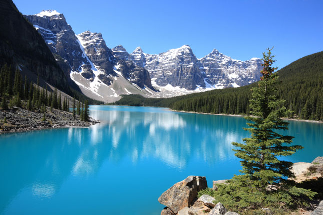canadian_rockies_The Rocky Mountains, Canada