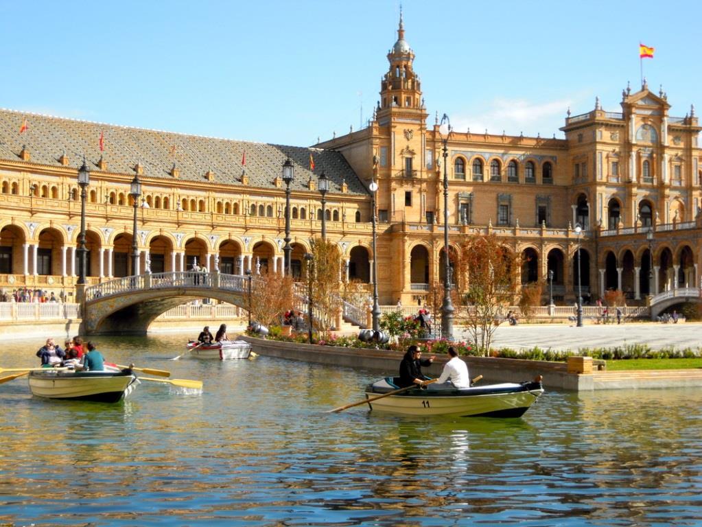 Seville Spain Tourist Destinations
