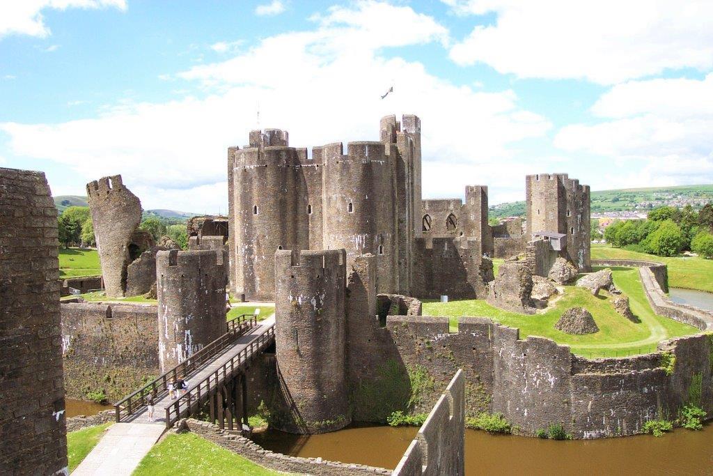 Caerephilly-CastleInner-Wales