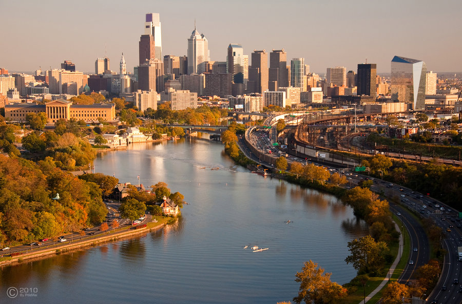 Philadelphia_Skyline_by_PdaMai-1
