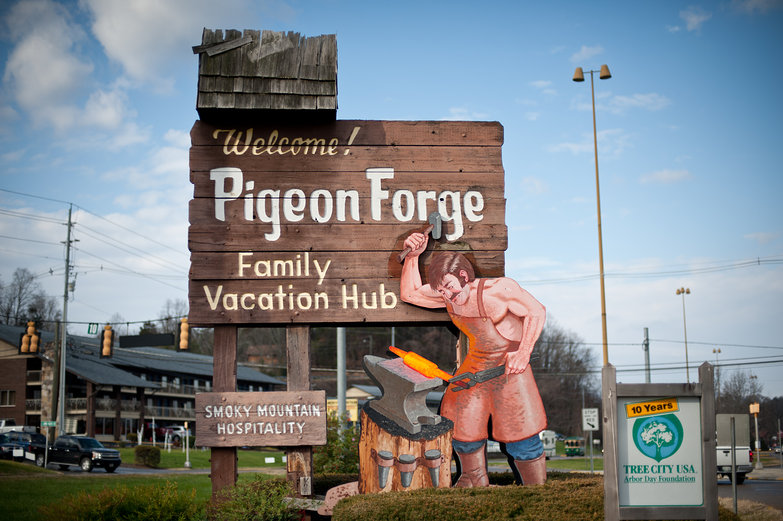 Pigeon Forge 1