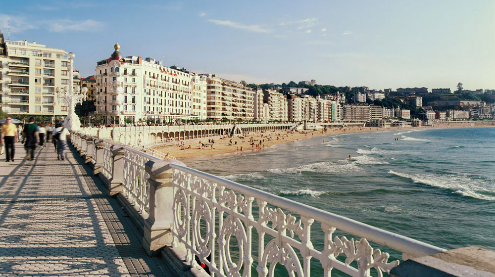San Sebastian Spain  city photo : San Sebastian, Spain | Tourist Destinations