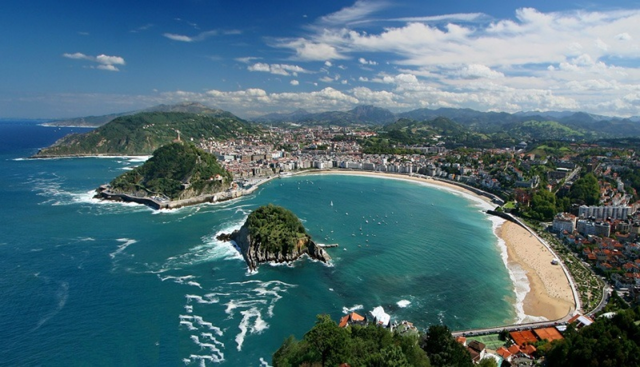 San Sebastian Spain  city images : San Sebastian, Spain | Tourist Destinations