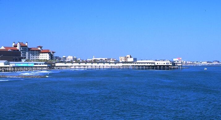 Galveston Island texas